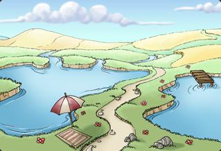 Crop oasis